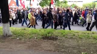 Мариуполь!!! 50 тыс толпа кричит ПОЗОР!!! УБИЙЦЫ!!! Донецк Луганск Славянск Краматорск Одесса