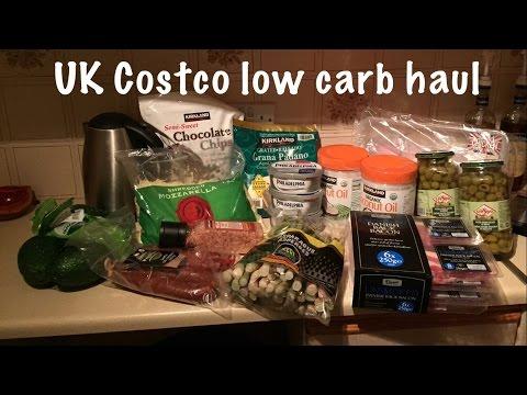 UK Costco Low Carb / Keto Haul!