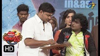 BulletBhaskarSunamiSudhakarPerformance   Jabardsth   14th September 2017  ETV  Telugu