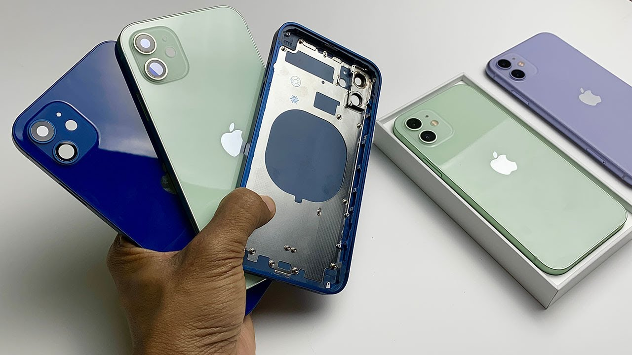 iPhone 11 Convert To iPhone 12 | DIY Housing iPhone 12 Like 99%