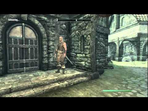 Skyrim Hearthfire DLC How To Get A Steward