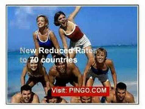 Pingo: International Prepaid Calling Card