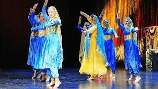 Main Vari Vari, Indian Dance Group Mayuri, Petrozavodsk, Russia