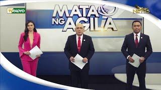WATCH: Mata ng Agila - October 21, 2121