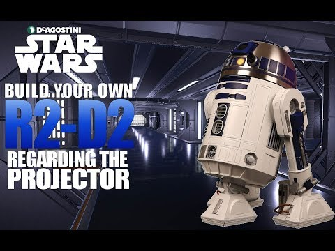 Build Your Own R2-D2 - Projector Issues Fix!!!