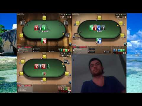 Poker Coaching: No Limit Hold'em 10c/20c! 2/2