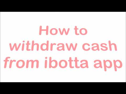 3 Ways to Withdraw your Cash from ibotta app