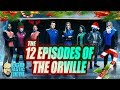 The 12 Episodes Of The Orville Christmas Parody TALKING THE ORVILLE