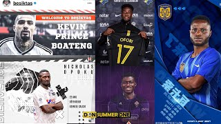 Inside Kervin Prince-Boateng's Shocking Move from Fiorentina to,Wakaso in $3M Suning move,Ofori