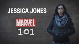 Jessica Jones -- Marvel 101 LIVE ACTION!