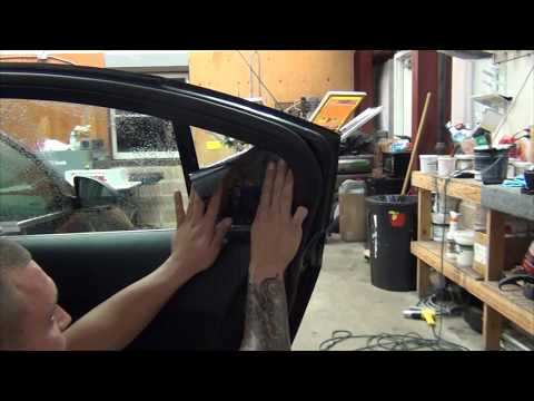 In-Depth How To Tint Quarter Glass Windows