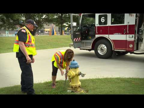 Adventures in Firefighting-Fire Hydrant