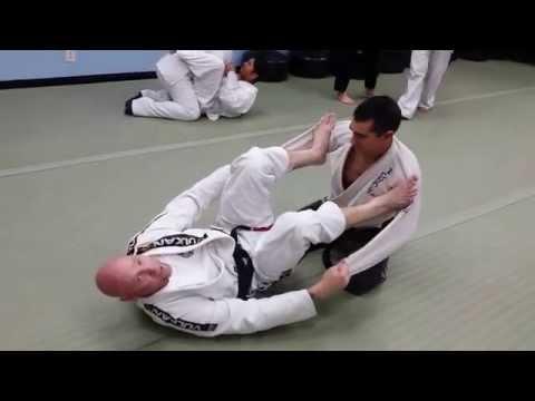 Spider Guard with Spiral Hook Basic Set Up & Drills - RocknRoll Brazilian Jiu Jitsu