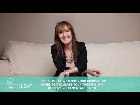 Episode #63: Using your Discomfort Zones to Regulate your Thinking and Improve Your Mental Health