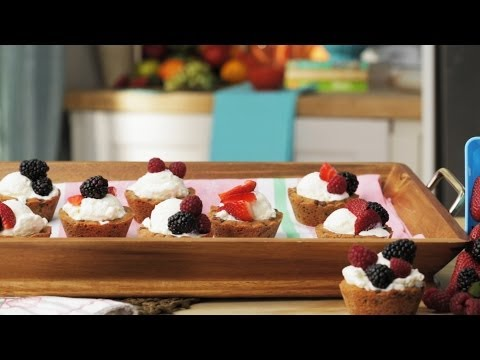 Homemade Cookie Bowls