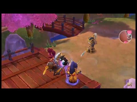Omlet Arcade ile beni Vua Thiên Hạ oynarken izle!