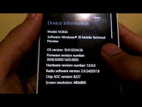 How to update windows phone 10 lumia 720