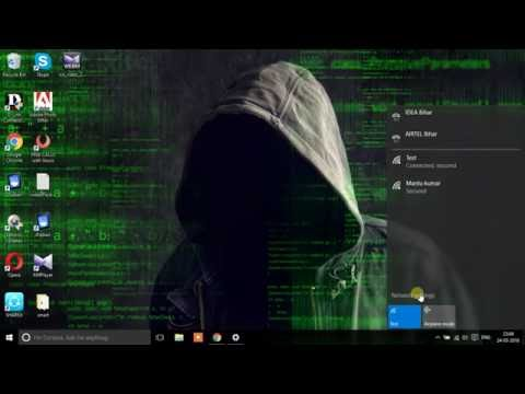 How to hack WiFi Password On laptop and computer windows in Hindi || Jane ke !!