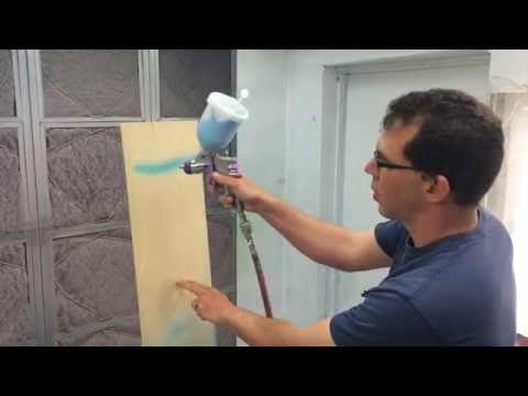HVLP Spray Gun Basics- How To setup
