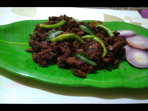 Thattukada Style Beef Roast / No - 264