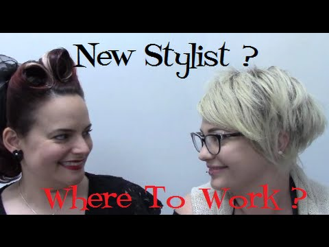New Stylist? Where and What To Look For In A Salon Job