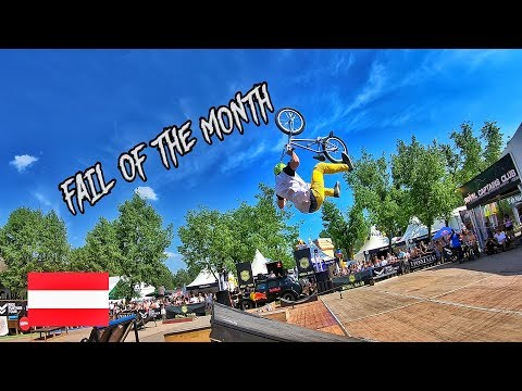 BMX Front Flip | Fail of the month