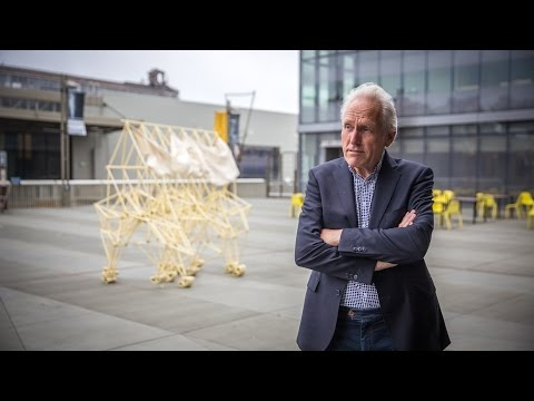 Strandbeest: The Dream Machines of Theo Jansen Exhibit Tour