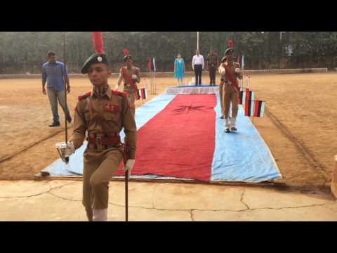 Sathaye College NCC 26 January 2017
