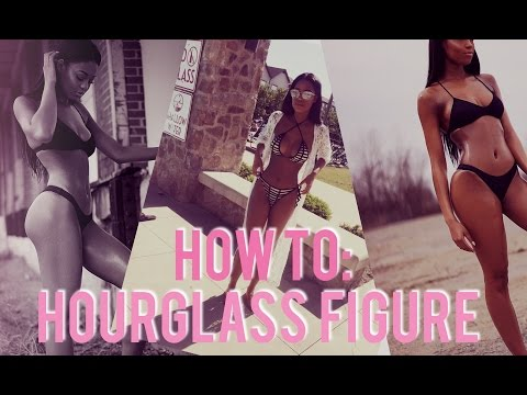 HOW TO GET AN HOURGLASS FIGURE | WORKOUT ROUTINE