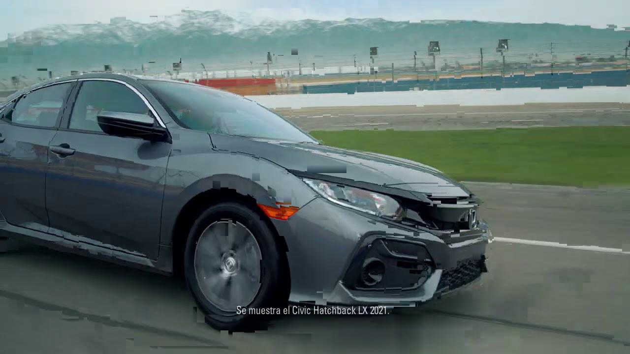El Honda Civic 2021