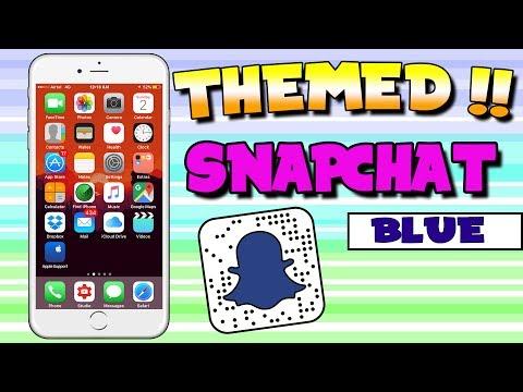 Get Blue Snapchat ++ HACKS and Red Instagram ++ HACKS (NO JAILBREAK) on iPhone, iPad, iPod (iOS)