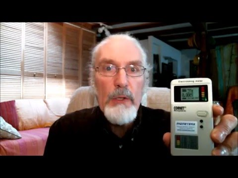 Michael's Review of the Cornet ED88T EMF Test Meter