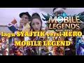 parodi lagu SYANTIK versi mobile legends