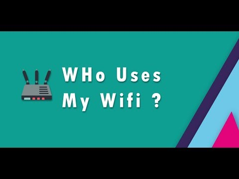 Who Uses My WiFi? 📱 Network Tool [Android App]