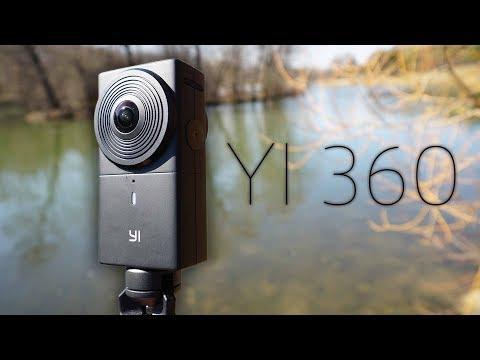 Камера YI 360 - Обзор