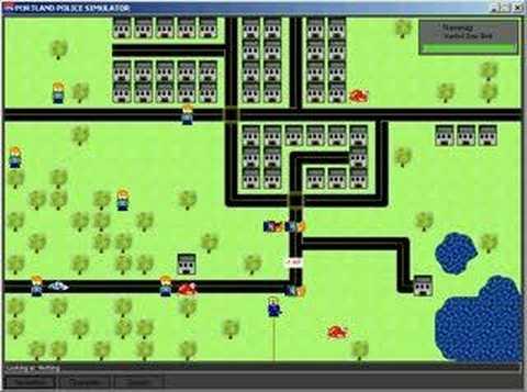Visual Basic .NET '2D Shooter Game'