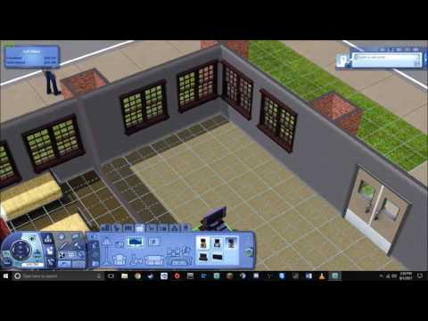 [Sims 3] Small Rural Fire Department Build