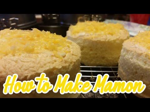 How to Make Mamon - Pinoy Desserts