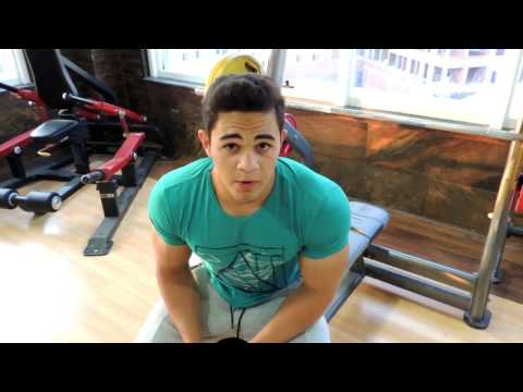 THE CURE TO A LAGGING CHEST | RAW