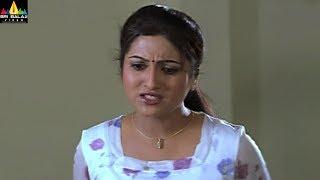 Kaasi Movie Scenes | Swathi Escaping with Her Lover | Telugu Movie Scenes | Sri Balaji Video