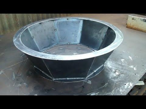 Weber kettle grill extender