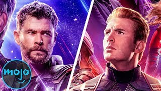 Download Top 10 Biggest Avengers: Endgame Questions Answered Video
