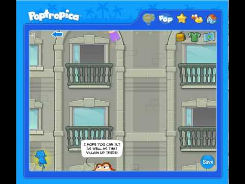 poptropica how to beat superpower island part3