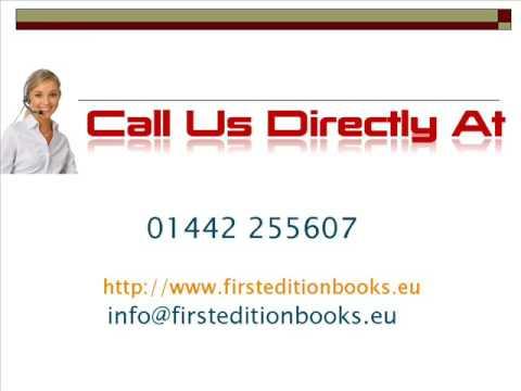 First Edition Books.wmv