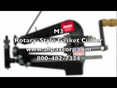 Allen M3 Rotary-Style Gasket Cutter