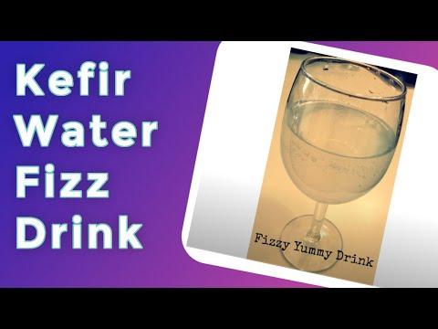 Fermented Kefir Water probiotic
