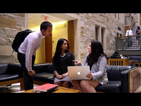 Become Iconic: The BC MBA