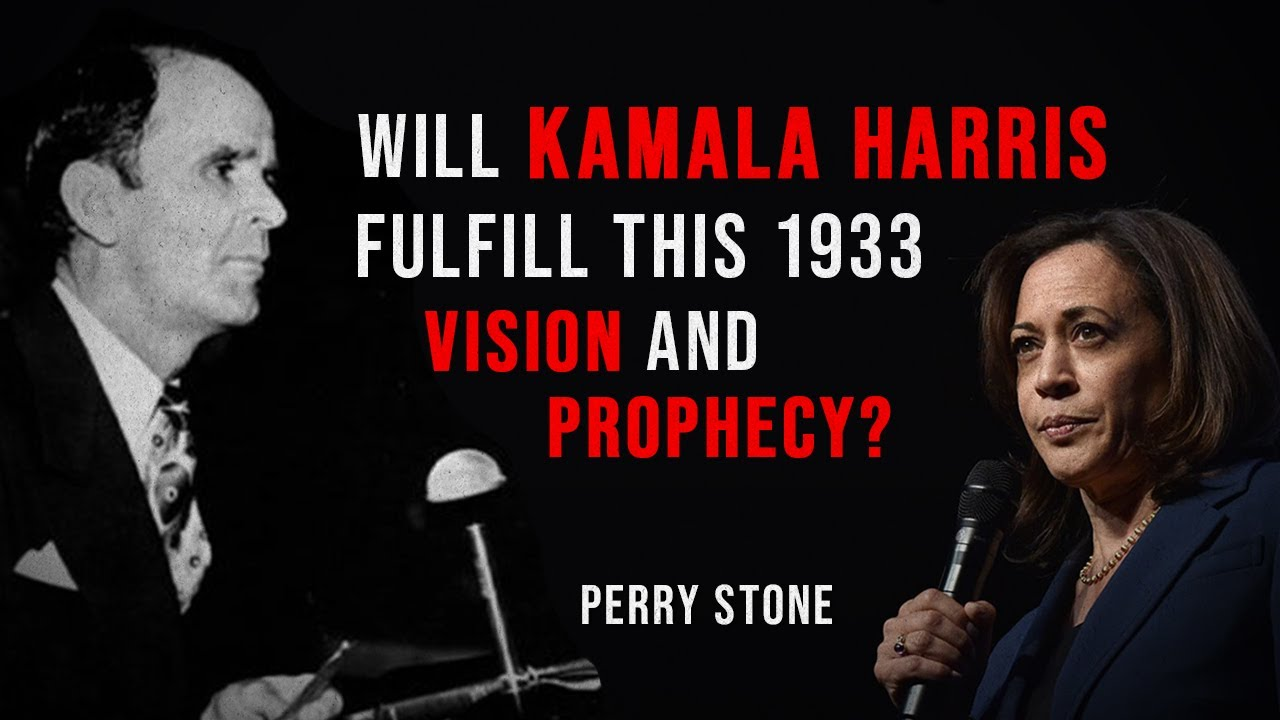 Will Kamala Harris Fulfill this 1933 Vision and Prophecy | Perry Stone