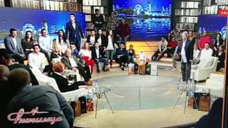 Happy tv Aleksandar Vucic i onesvescivanje