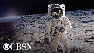 Apollo 11 Moon Launch 50th Anniversary | CBS News Special Coverage, live stream